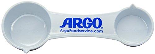 Argo Corn Starch Powder Pure 25 Pound Foodservice Bag and Argo Measuring Spoon by ARGO (Image #2)
