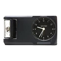 Sentry Travel Clock with Backlight & Snooze CA116