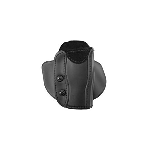 Safariland 568 Custom Fit Belt & Paddle Holster Glock 17, 22, 20, 21, 38, HK USP9, USP40, USP45, Ruger P-89, Sig Sauer 220, 226 Composite Black from The Safariland Group/Bianchi/Safariland/Hatch/Mona