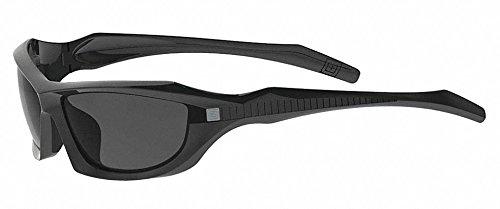 5.11 Tactical 52034 Burner Full Frame Polarized Lens Sunglasses, Black (5.11 Watch)
