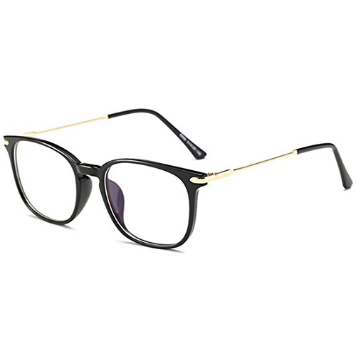 Rnow-Vintage-Anti-Reflective-Anti-Glare-Anti-Blue-Rays-Sunglasses-Clear-Lens-Computer-Gaming-Eyeglasses