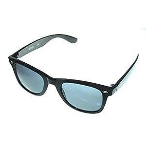 Kenneth Cole 1135 Mens/Womens Designer Full-rim 100% UVA & UVB Lenses Sunglasses/Eyewear (51-22-145, Black)