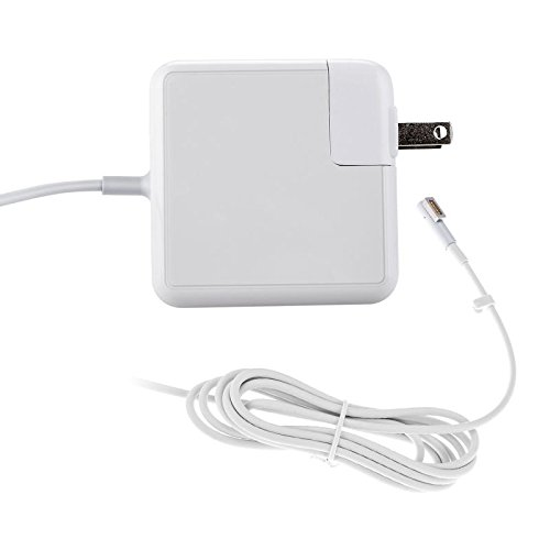 Macbook Pro Charger,85W Magnetic Laptop Power Charger AC Adapter for Macbook Pro 15
