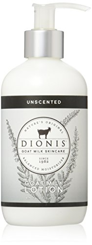 Dionis Original Goat Milk Skincare Unscented Lotion, 8.5 Ounce