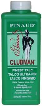 Men Ed Pinaud Clubman Talc Powder 1 pcs sku# 1788492MA