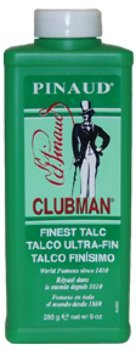 Pinaud Bath Talc (Men Ed Pinaud Clubman Talc Powder 1 pcs sku# 1788492MA by Ed Pinaud)