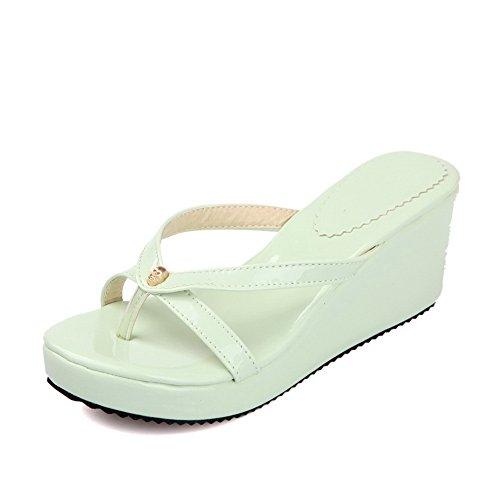 more photos acbbb 6721b AdeeSu Zapatos con tacón mujer Verde