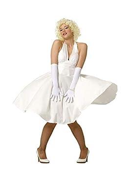 DISBACANAL Disfraz de Marilyn Monroe - Único, M