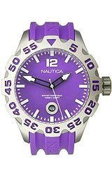 Nautica BFD 100 3-Hand Analog with Date Men's watch #N14606G