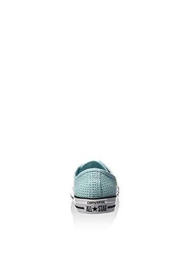 Converse All Star Ox Perf - Zapatillas Mujer Aguamarina
