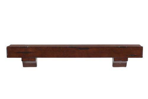 Pearl Mantels 412-60-70 Shenandoah Pine Wall Shelf, 60-In...