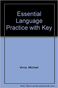 Book Essential Language Practice with Key (English and Spanish Edition)