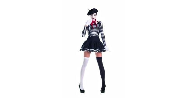 Amazon.com: Partido Rey de la mujer fascinante Mime 7 Piece ...
