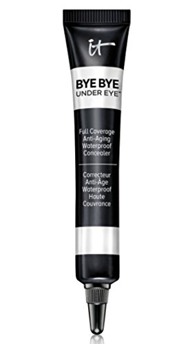 It Cosmetics Bye Bye Under Eye Full Coverage Concealer, Medium Tan, 0.28 fl oz.