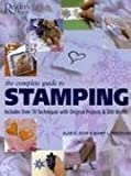 The Complete Guide to Stamping, Alan D. Gear and Barry L. Freestone, 0762106107
