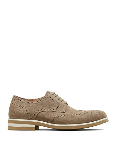 Kenneth Cole New York Great Demand Wingtip Oxford Taupe