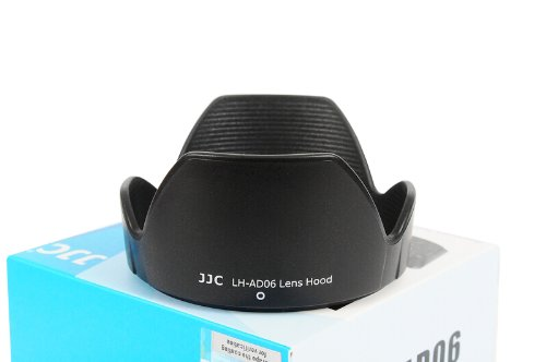 JJC LH-AD06 Lens Hood Fits Tamron 18-200mm F/3.5-6.3 Di II LD 28-200mm F/3.8-5.6 XR As Tamron - Lens A14