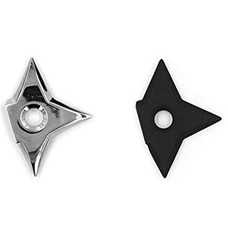 Amazon.com: CloverUS Fashion Fridge Magnets Samurai Shuriken ...