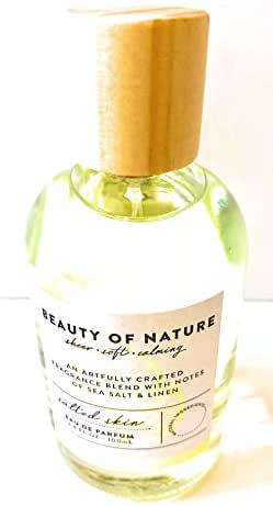 Tru Fragrance Salted Skin Beauty Of Nature Eau De Parfum 3.4 Fl Oz