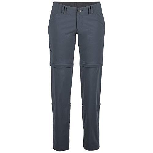Marmot Women's Lobo's Convertible Pants Dark Steel 10 5