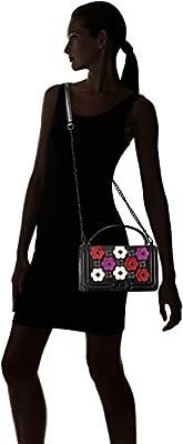 Rebecca Minkoff Floral Applique Love Crossbody