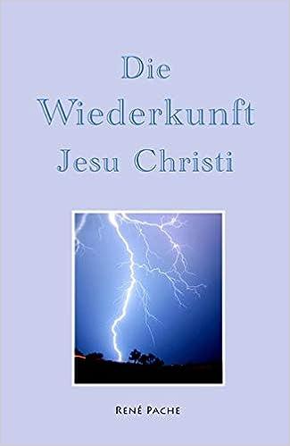 Die wiederkunft jesu christi