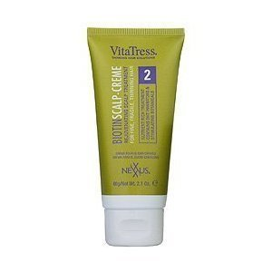 Nexxus Vitatress Biotin Scalp Creme, 2.1 Ounce by Nexxus [Beauty] (Vitatress Biotin)