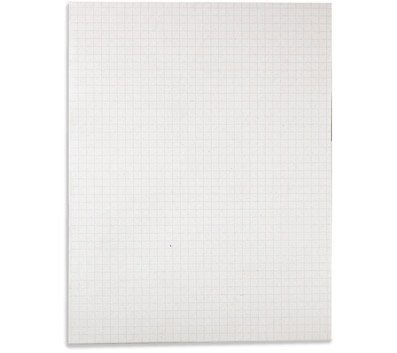 [OfficeMax Recycled Quadrille Pads, 8-1/2