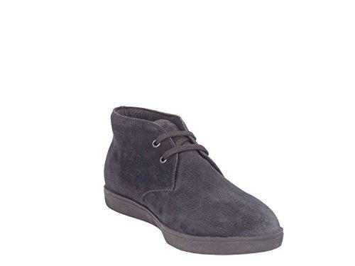 FRAU - Zapatos de cordones de ante para hombre turquesa
