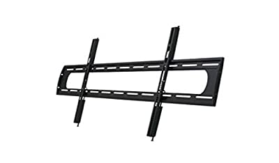"Super Slim Flat Wall Mount for Samsung LG Sony LED TV 65"" 70"" 75"" 77"" 79"" 80"" 82"" 85"" 86"" 88"" up to 300 lbs"