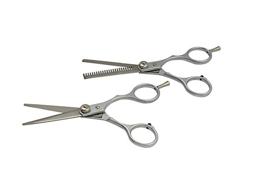 SE SCB201S Barber & Thinning Scissor Set