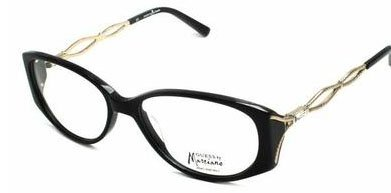 Guess by Marciano Glasses Women GM 159 BKGLD Black Full - Guess 2013 Glasses