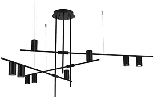 BOKT Modern Chandelier 9-Lights Spotlight Pendant Lighting