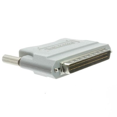 External Differential SCSI Terminator, LVD HPDB68 Male, One End ( 3 PACK ) BY NETCNA by NETCNA