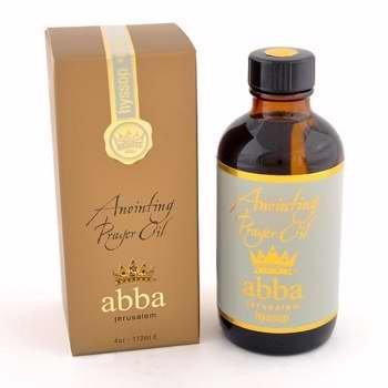 Anoint Oil-Holy Fire/Hyssop In Gift Box-4oz by Dpnamron
