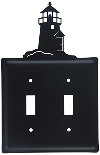 8 Inch Lighthouse Double Switch - Lighthouse Stores Outlet