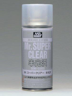 Mr.スーパークリアー 半光沢