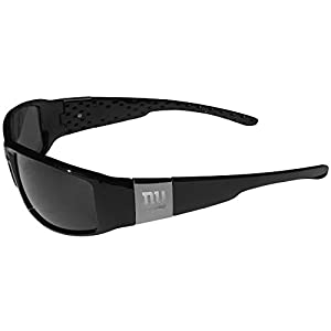 New York Giants Chrome Wrap Sunglasses