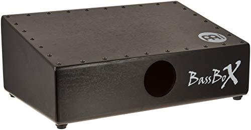 Meinl Pickup Bassbox with L-Shaped Soft Foam Beater for Deep Stomp Box Rhythms - MADE IN EUROPE - Baltic Birch Wood, 2-YEAR WARRANTY (PBASSBOX)