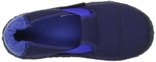 Nanga Klette - Zapatillas de estar Por casa de Lana Para Niño Azul (Blau (marine 38))
