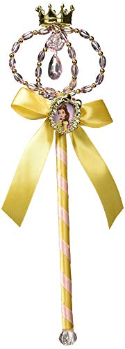 Belle Classic Disney Princess Beauty & The Beast Wand (Belle Costume Child Classic)