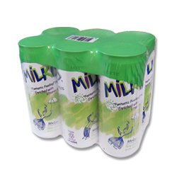 milkis-melon-flavored-soft-drink-250-ml-6-pack-x-2-total-of-12-cans