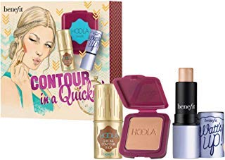 BENEFIT COSMETICS Contour In A Quickie Bronze & Highlight Set