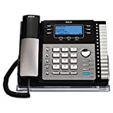 ViSYS 25425RE1 Four-Line Phone with Digital Answering Machine, Caller