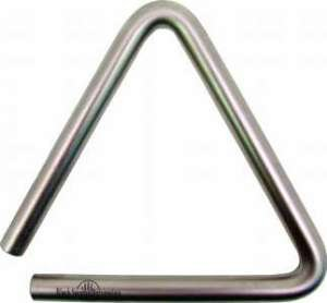 Black Swamp Percussion Artisan Triangle Steel 4 in.