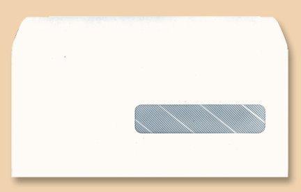 CMS HCFA 1500 Security Tint Self Seal Envelopes, 100 Per Pack