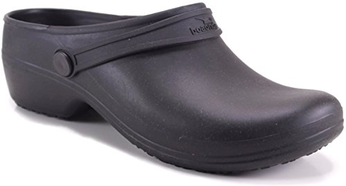 Boaonda Bio Synthetic Clogs  9  Black