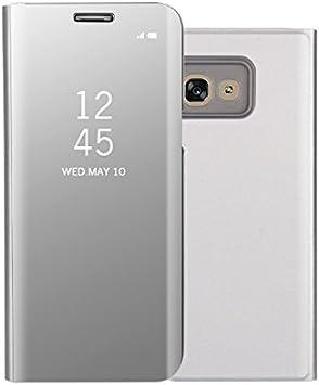 COVO® Funda para Samsung Galaxy A5 2017 Espejo Flip Case Espejo ...