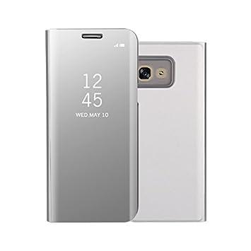 - Rojo XTCASE Carcasa con Cuerda para Samsung Galaxy A5 2017 Silicona Transparente Moda y Practico Anti-rasgu/ños Anti-Choque Ultrafina Suave TPU Funda de movil con Colgante