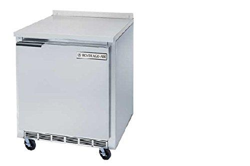 Beverage-Air Commercial Worktop Freezer 27'' Wtf27Ay by Beverage Air